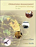 Operations Management: For Competitive Advantage (0073121665) by Chase,Richard