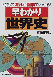 早わかり世界史―時代の流れが図解でわかる!