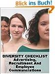DIVERSITY CHECKLIST: Advertising, Rec...
