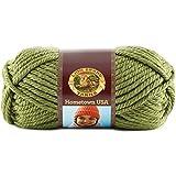 Lion Brand Yarn Company 1-Piece Hometown USA Yarn, Oklahoma City Green