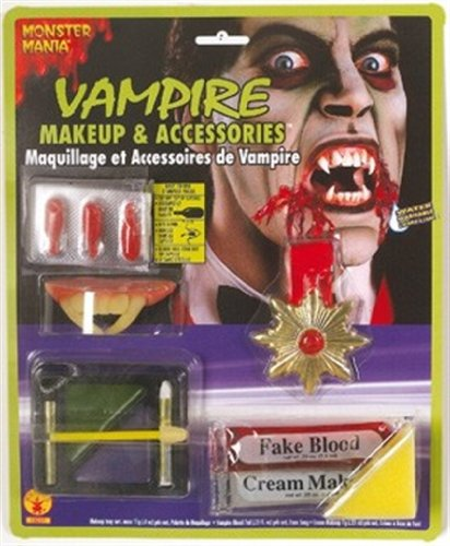 Vampire Makeup & Accessories Kit