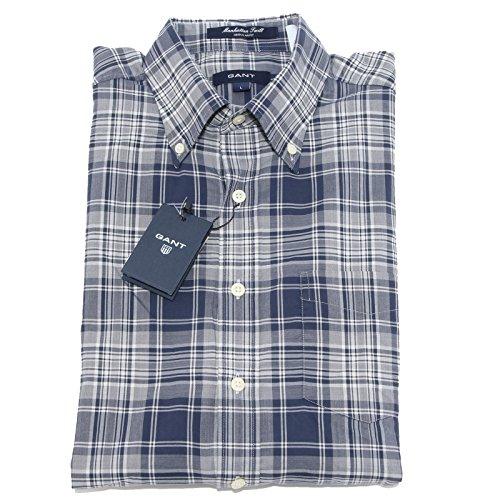 5389M camicia uomo GANT manhattan twill bottom down manica lunga men shirts [M]