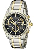 "Citizen Men's AT4004-52E ""Perpetual Chrono A-T"" Two-Tone Stainless Steel Watch"