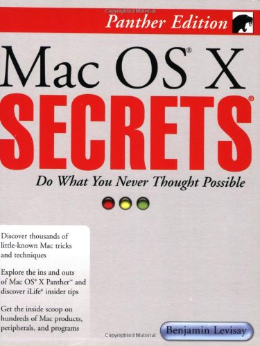 Mac OS X Secrets