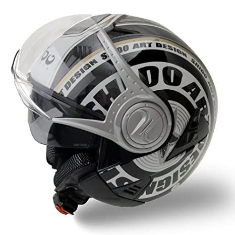 Casque jet SH-80 Art Design L : Shido