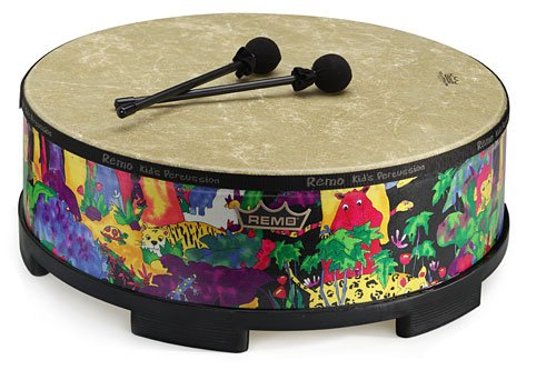 "Remo Kids Gathering Drum, 22"" X 8"" (Kd-5822-01)"