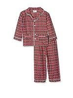 Allegrino Pijama Lucy Lady (Rojo / Multicolor)