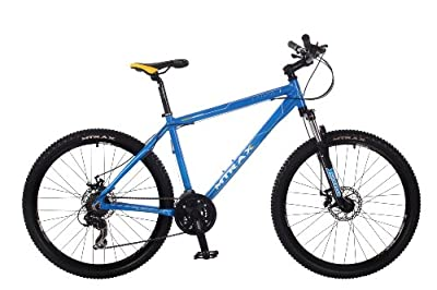 Raleigh M-Trax Men's Lahar Mountain Bike