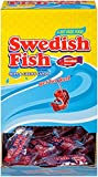 Swedish Fish Soft & Chewy Candy, .21 oz, 240-Count Individually Wrapped