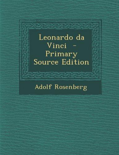 Leonardo Da Vinci (German Edition) front-860438