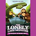The Lonely Lake Monster Audiobook by Suzanne Selfors, Dan Santat (Illustrator) Narrated by Bryan Kennedy