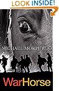 War Horse by Michael Morpurgo book cover