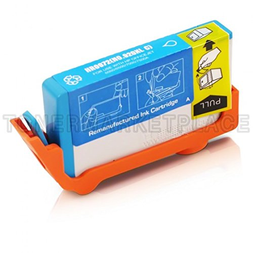 Inkuten Compatible Ink Cartridge Replacement For Hp 920Xl (Cd972An) (Cyan)