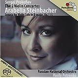 Prokofiev : les  2 Concertos pour - Sonate pour violon seul op. 115
