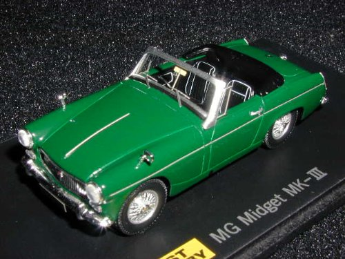 POST Hobby 1:43 MG Midget MK-III...