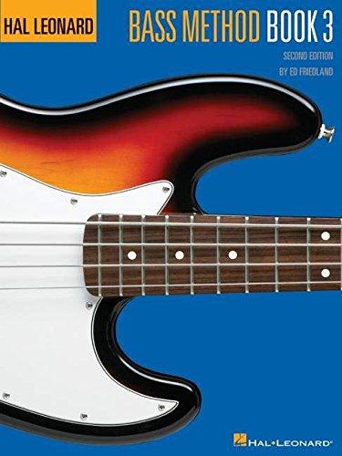 Hal Leonard Bass Method Book 3 - 2nd Edition (Hal Leonard Electric Bass Method) (Deans Bass Guitar compare prices)