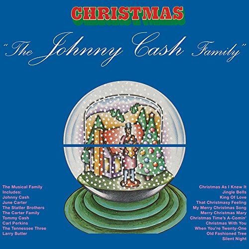 Johnny Cash - Christmas & the Cash Family - Zortam Music