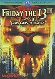 13日の金曜日 PART8 ジェイソンN.Y.へ[DVD]