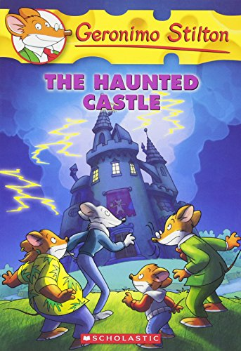 Geronimo Stilton: The Haunted Castle (Book - 46) price comparison at Flipkart, Amazon, Crossword, Uread, Bookadda, Landmark, Homeshop18