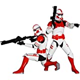 Wondercon Exclusive Star Wars Shock Trooper 2-Pack ArtFx+ Statue by Kotobukiya