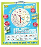 Doowell Activity Charts Magnetic Tell the Time