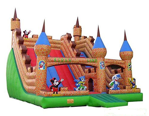 Inflatable-slide-inflatable-bouncer-inflatable-trampoline-inflatable-castles