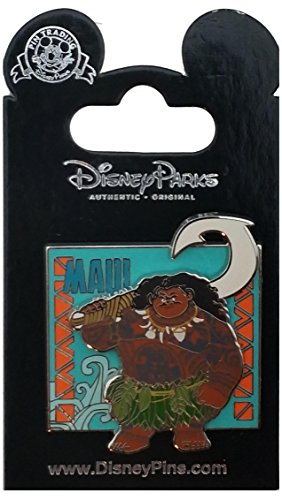 Disney Moana Maui Pin