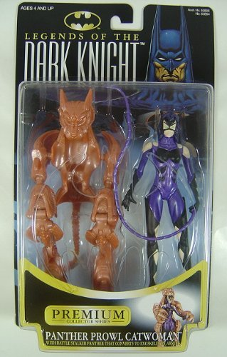 BATMAN:LEGENDS OF THE DARK KNIGHT-PANTHER PROWL CATWOMAN