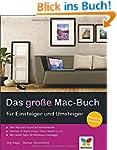 Das gro�e Mac-Buch f�r Einsteiger und...