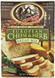 Hodgson Mill European Cheese & Herb Bread Mix, 16-Ounce Boxes (Pack of 6)