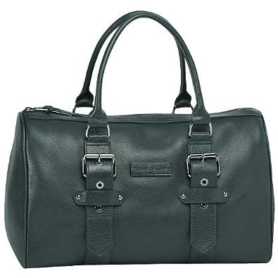 Kate Moss for Longchamp Gloucester Leather Handbag (Emerald)