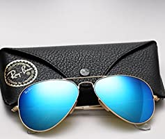 aviator gold sunglasses  aviator non-polarized