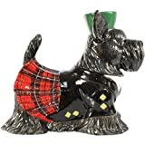 Westland Giftware Kookie Jars Scottish Terrier Cookie Jar, 10-1/4-Inch