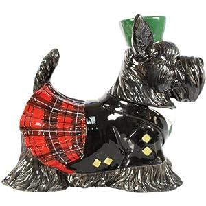 Westland Giftware Kookie Jars Scottish Terrier Cookie Jar, 10-1/4-Inch