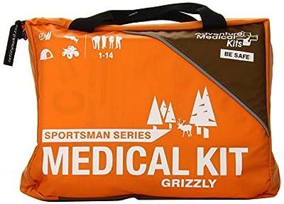 Adventure Medical Kits Adventure Medical Sportsman Grizzly Kit, 4.75 Ounce by Adventure Medical Kits