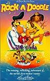 Rock-A-Doodle [VHS]