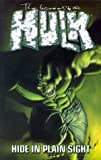 Incredible Hulk Vol. 5: Hide in Plain Sight (0785111514) by Jones, Bruce