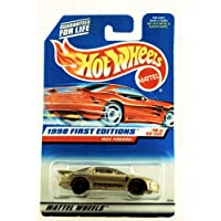 Hot Wheels 1998 First Editions Series (#16 Of 40) True Values #1 IROC Firebird Collector Car #653