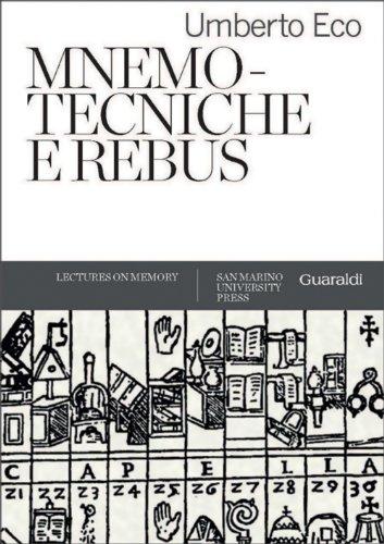 Mnemotecniche e rebus Lectures on memory PDF