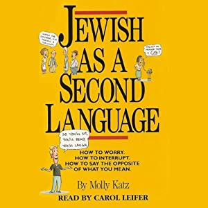 Jewish As a Second Language Audiobook