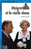 echange, troc Simenon - Maigret et la vieille dame