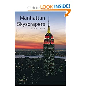 Manhattan Skyscrapers: 30 Postcards Princeton Architectural Press and Norman McGrath
