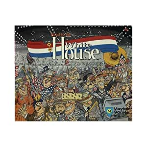 Mayfair Games Road to the White House Board Game