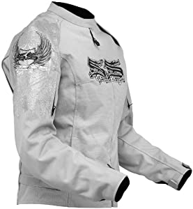 Speed and Strength Women's To The Nines Jacket - X-Small/Silver