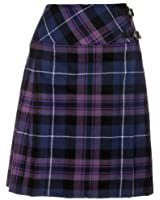 Ladies Knee Length Kilt, Pride of Scotland