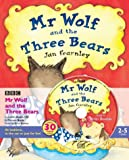 Mr. Wolf and the Three Bears (Book & CD)