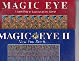 img - for The Magic Eye Vol. 1 & Vol 2, 3D Illusions book / textbook / text book