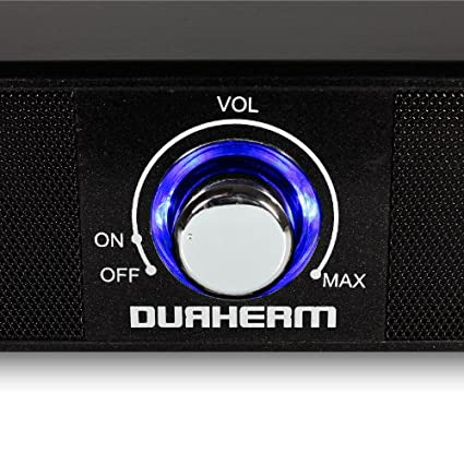 Durherm-DS-10B-Sound-Bar-Speakers