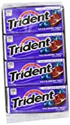 Trident Wild Blueberry Twist, 18-Coun…