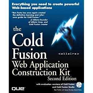The Cold Fusion 3 Web Application Construction Kit